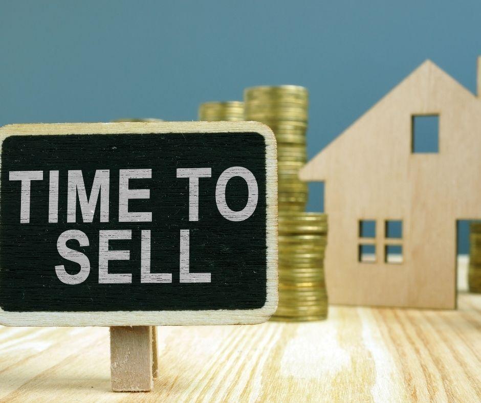 Nieuwbouw gekocht, Wanneer zet je je eigen woning te koop?